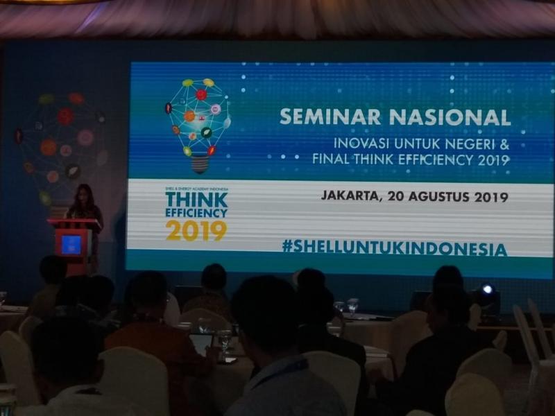 Acara ini juga merupakan wujud komitmen Shell dalam mendukung pengembangan ilmu pengetahuan, riset dan inovasi di Indonesia. (anto)