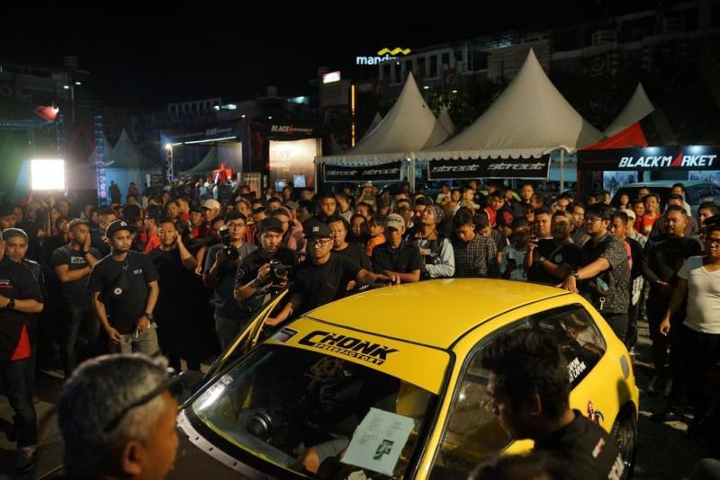 Gelaran BlackAuto Battle 2019 seri Balikpapan tak kalah meriah dari kota-kota Pulau Jawa