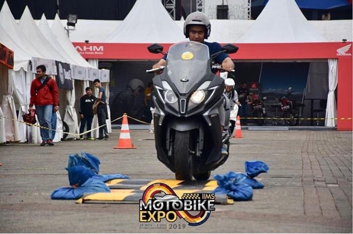IIMS Motobike Expo 2019 juga menghadirkan berbagai kegiatan pendukung menarik selama tiga hari penyelenggaraan. (dok. IIIMSMotobike).