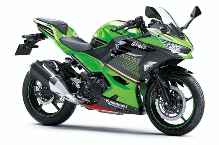 Kawasaki Ninja model year 2020 tersedia dalam dua versi, yakni Ninja 250 SE ABS dan Ninja 250 SE ABS MDP. (ist)