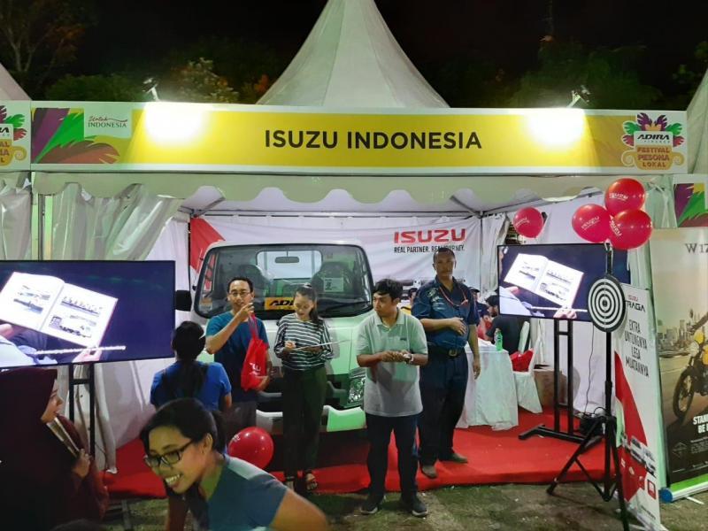 Isuzu beri apresiasi kepada konsumen Sumatera Utara