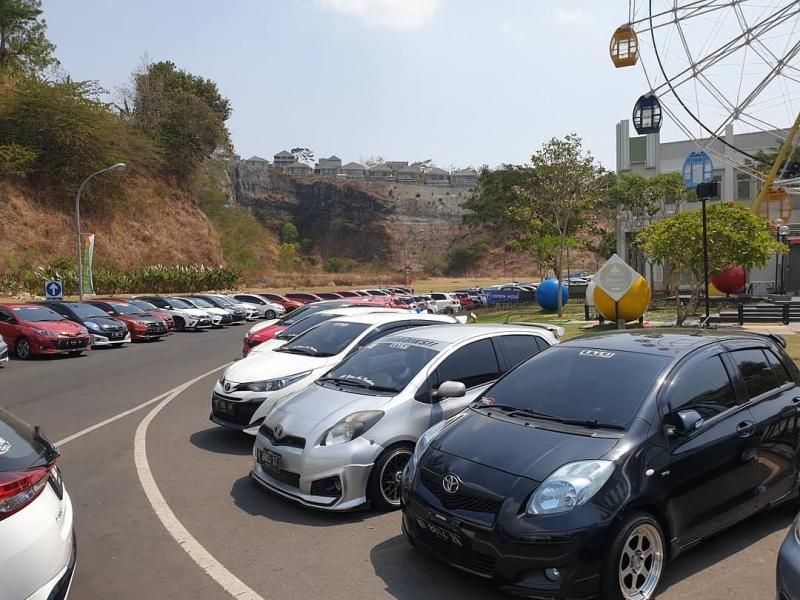 Toyota Yaris club Indonesia (TYCI) rayakan hut ke-13 di Semarang