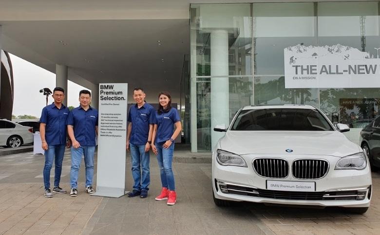 BMW Astra Used Car jamin kualitas produk yang dijual