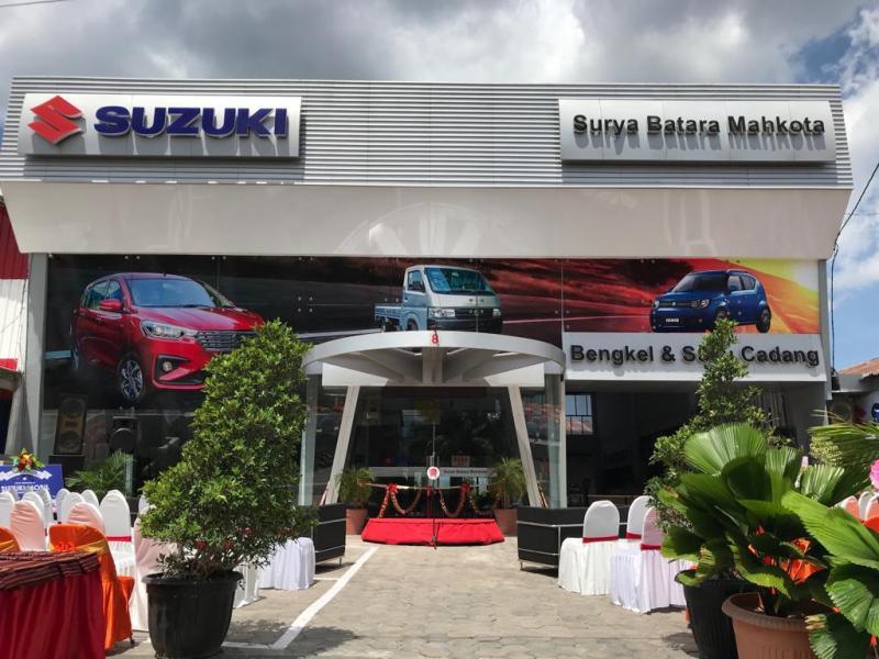 PT SBM telah hadir sebagai diler resmi Suzuki dan melayani masyarakat NTT sejak tahun 2011.