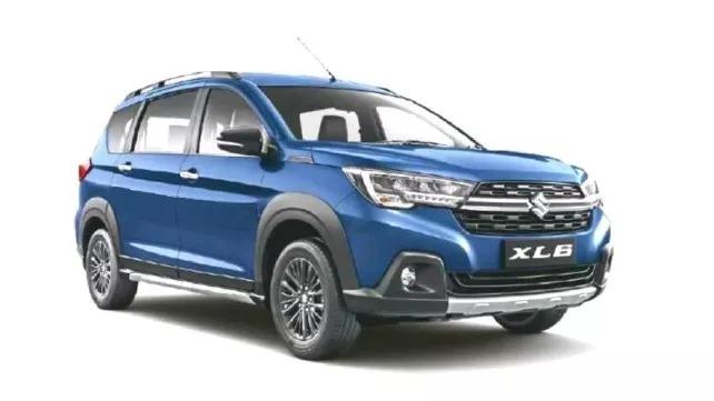 Merujuk namanya, mengingatkan kita akan varian baru Ertiga dalam versi crossover yang meluncur di India, namanya XL-6.
