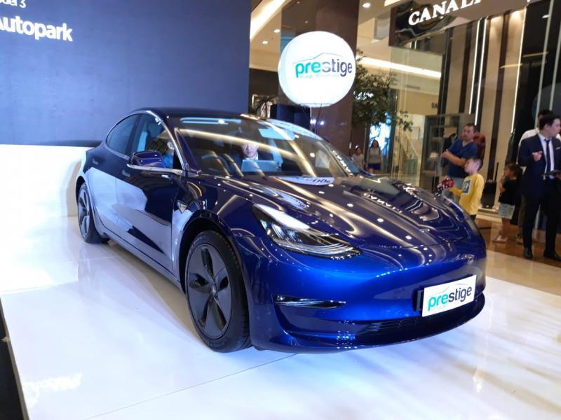 Tesla Model 3 resmi dipasarkan di Indonesia, hadir dalam tiga varian