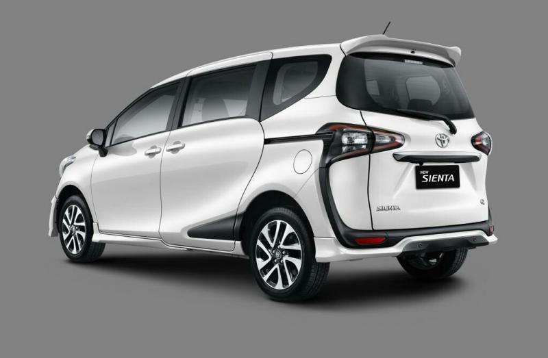 New Sienta, produk ke-7 Toyota yang diperkenalkan tahun ini.