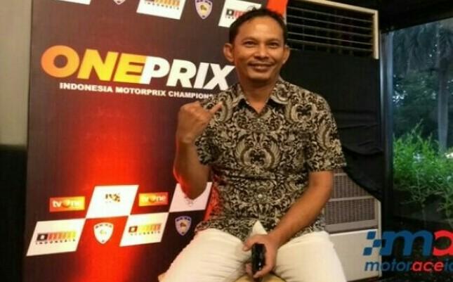 Medya Saputra,  Pra PON Papua 2020 balap motor & motocross tetap on schedule.  (foto : motorace.id)