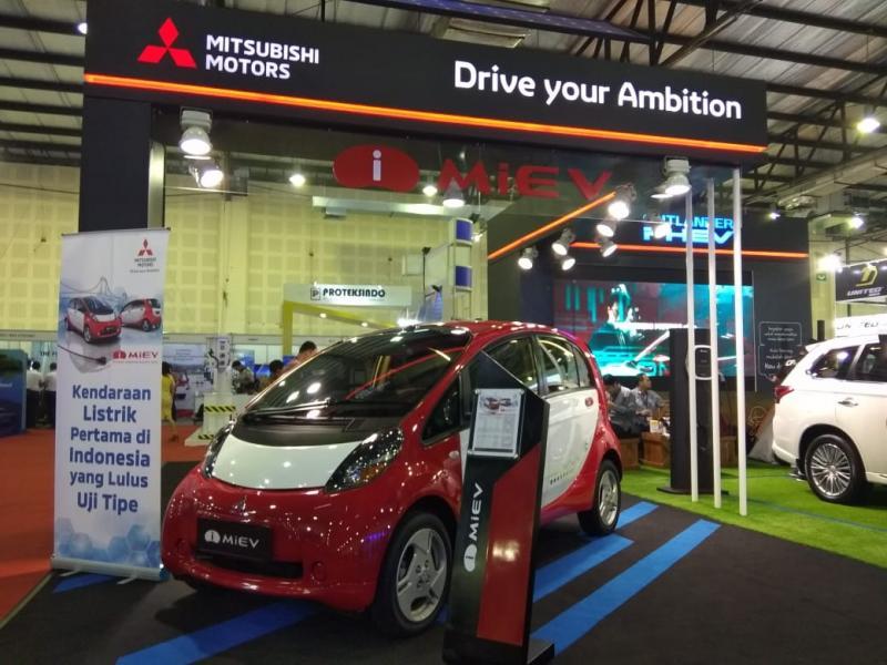 MMKSI sendiri sudah sejak lama menghadirkan versi listrik dari city car MIEV yang merupakan salah satu mobil kompak terlaris di Jepang.(anto)