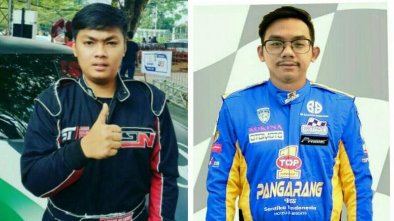 Dua peslalom muda Jawa Barat, kiri Gema Rizki sudah lolos grand final, Abghi Rezandi segera menyusul?