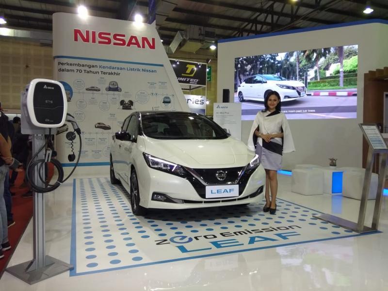 Sejak diluncurkan pada tahun 2010, Nissan LEAF adalah kendaraan listrik pertama yang dipasarkan secara global