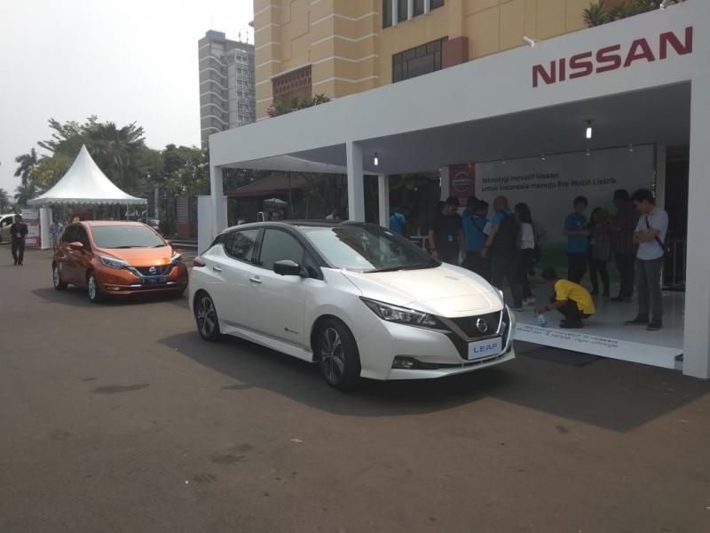 Nissan Isyaratkan Mobil Listrik Leaf Akan Masuk Indonesia Tahun 2020