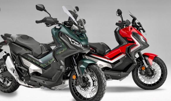 Honda ADV150 jadi primadona baru motor skutik genre adventure