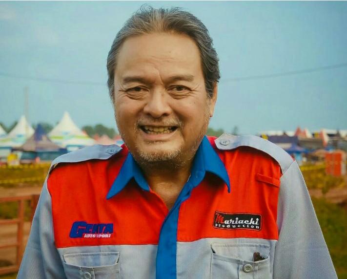 Tjahyadi Gunawan, namanya dikenang sebagai salah satu promotor balap terbaik di Indonesia