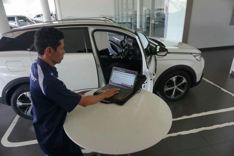 Teknologi canggih mobil Peugeot telah disesuaikan dengan kondisi dan iklim di Indonesia