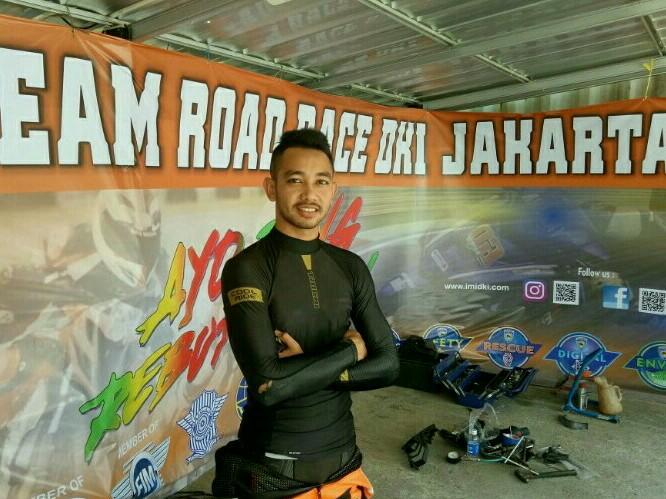 H Ahmad Yudhistira raih medali emas di Pra PON Papua 2020, tapi nggak pernah lolos QTT 24 besar di Oneprix Championship