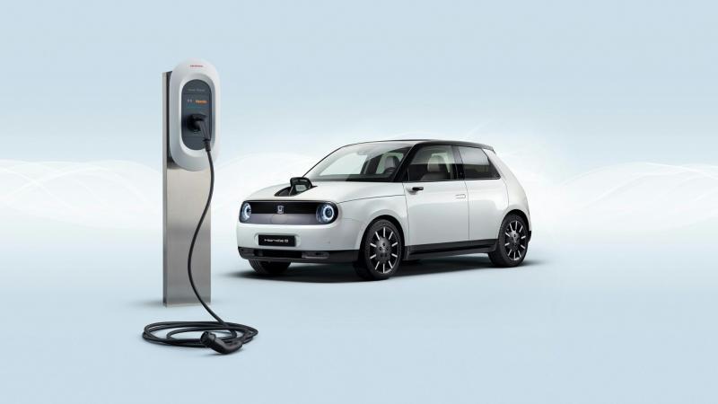Mobil listrik Honda E versi produksi massal dipamerkan di Frankfurt Motor Show 2019