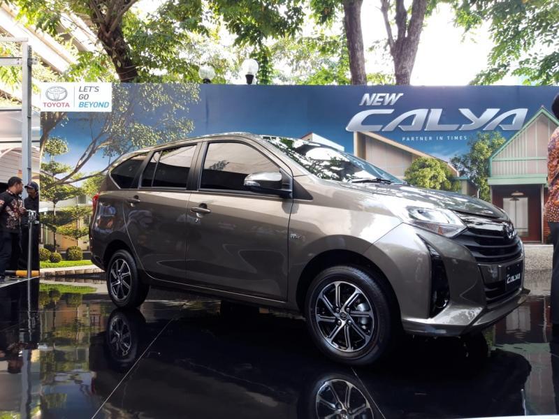 New Toyota Calya tawarkan nuansa yang lebih mewah dibanding versi lama