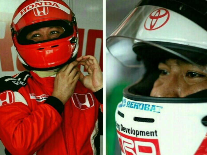 Drama gelar juara antara pembalap pabrikan Alvin Bahar (Honda) dan Haridarma Manoppo (Toyota)