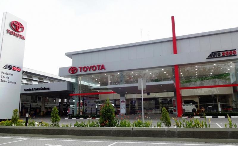 Program ini berlaku di seluruh dealer Toyota Auto2000 di Indonesia. (ist)