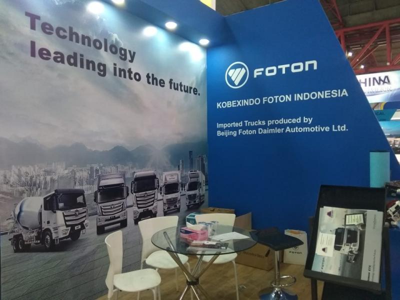 Kobexindo sendiri adalah perusahaan nasional yang telah lama mengageni sejumlah merek alat berat dan kendaraan komersial untuk industri tambang. (anto)