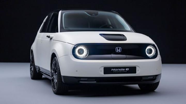 Honda E jadi model andalan Honda di TMS 2019