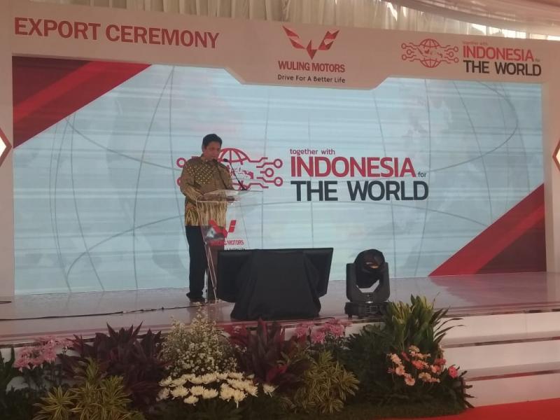 Data yang disebut Menperin, Indonesia sudah melakukan ekspor ke 80 negara, utamanya Filipina, Arab, Jepang, Meksiko, Vietnam dan Thailand. (anto)