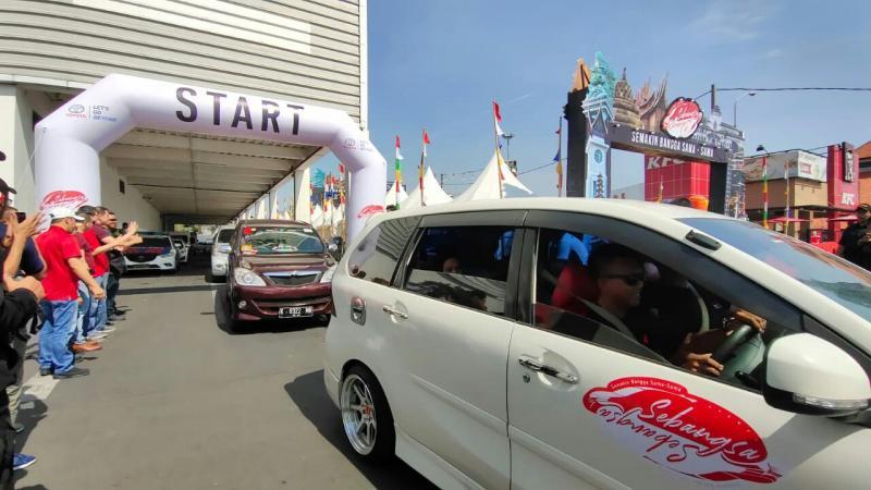 Sebangsa Fun Trip kunjungi Mesjid Agung Gayamsari dan klentheng Sam Poo Kong Semarang