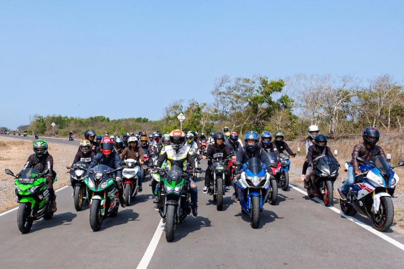 """Riding with Ali Adrian"" di Yogyakarta Minggu (29/9/2019) hari ini"
