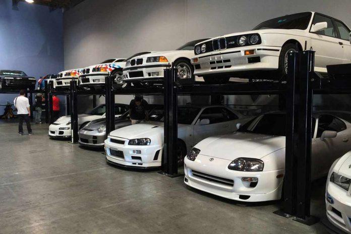 Koleksi mobil Paul Walker akan dilelang awal tahun 2020 (ist)