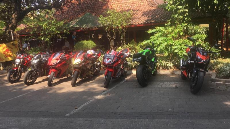 Jakarta Bikers Community, klub moge khusus 400 cc ke atas