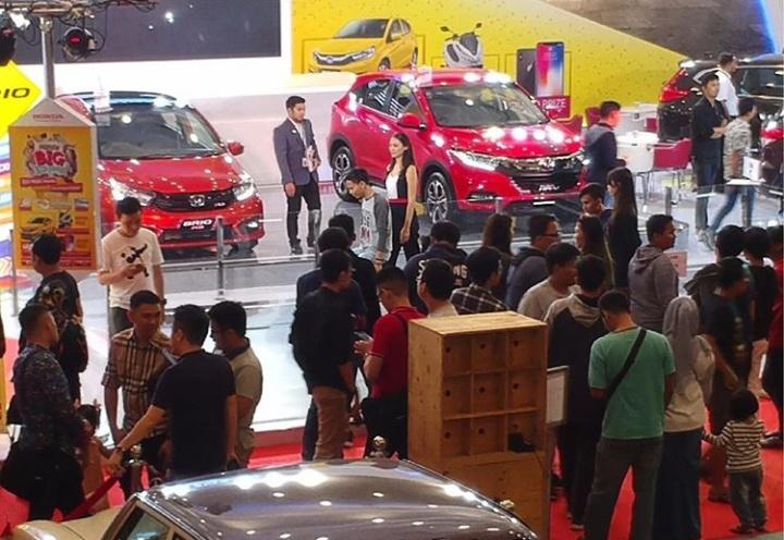 Kehadiran GIIAS di kota Medan akan menutup rangkaian GIIAS 2019. (dok. GIIAS Medan)