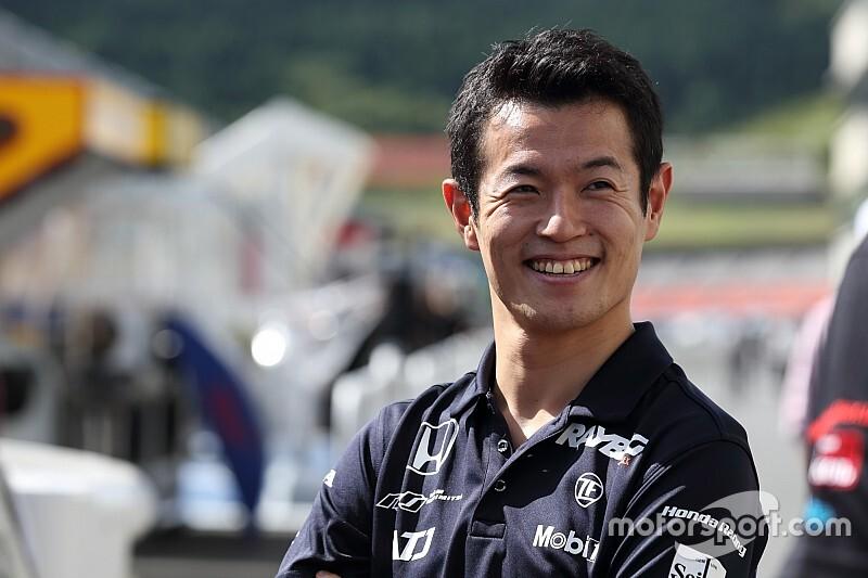 Naoki Yamamoto debut F1 bersama tim Toro Rosso di Suzuka (ist)