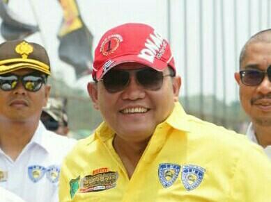 Bupati Musi Banyuasin DR Dodi Reza Alex sambut positif 2 event motorsport Asia yang akan dihelat hampir bersamaan di Skyland International Circuit