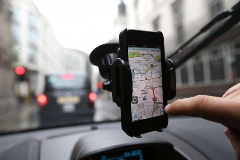 Tak perlu khawatir ganjil genal, aplikasi Waze siap carikan rute alternatif (ist)