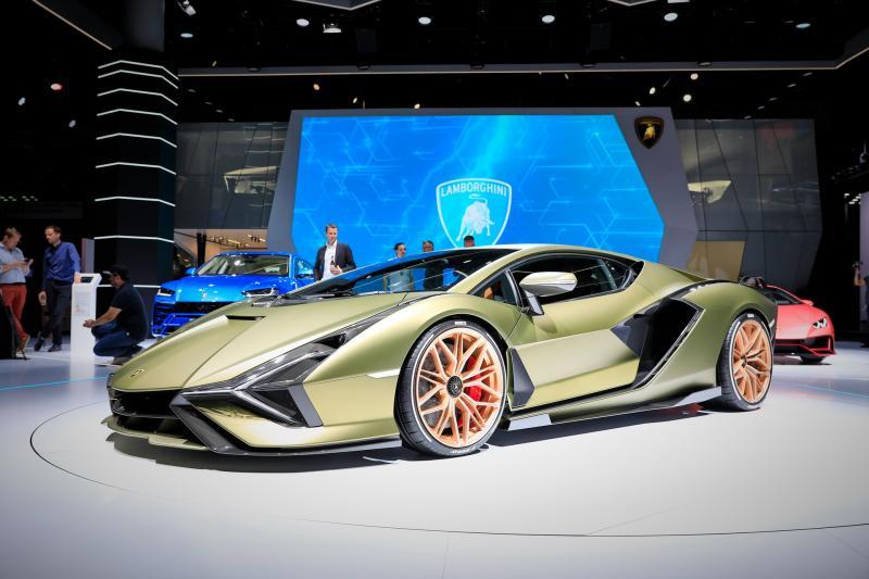 920 Mobil Listrik Lamborghini Gratis