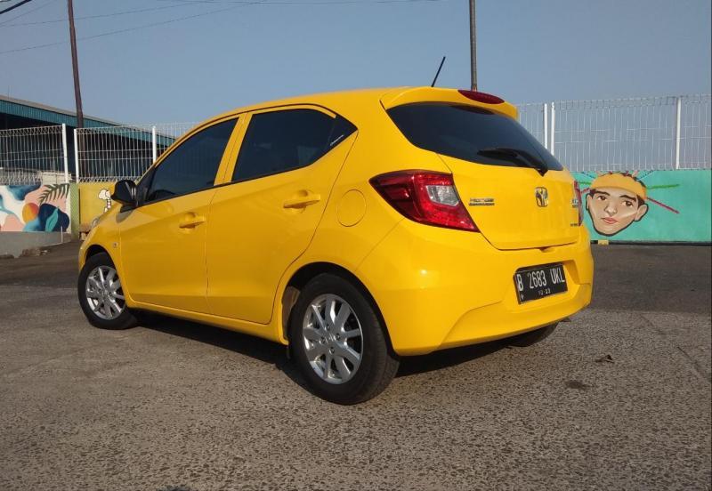 All New Honda Brio laris manis di pasar ekspor