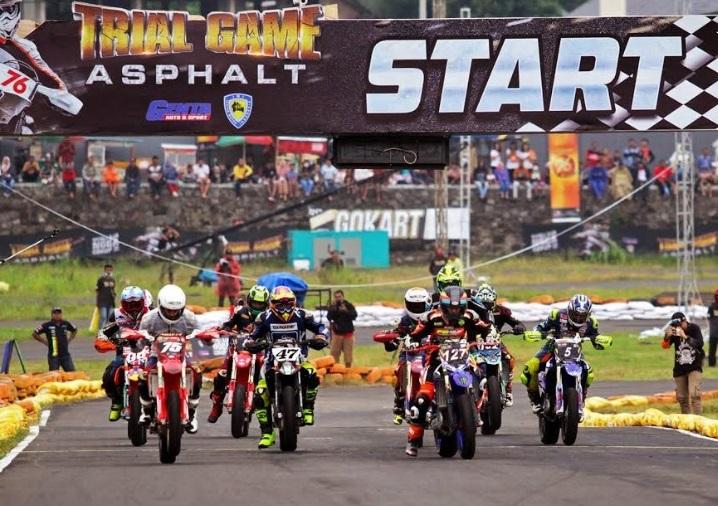 Trial Game Asphalt 2019 seri 4 siap digelar di Stadion Kanjuruhan Malang