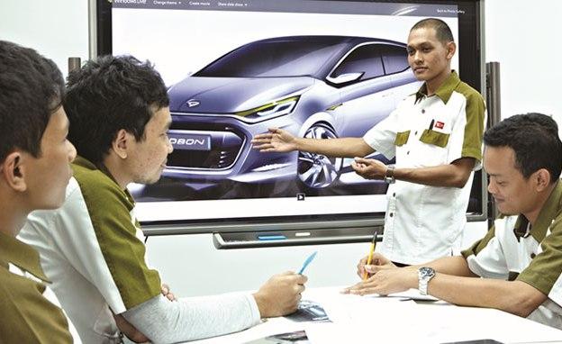 Ilustrasi: Fasilitas R&D Center Daihatsu di Indonesia. (foto: dok. ADM)