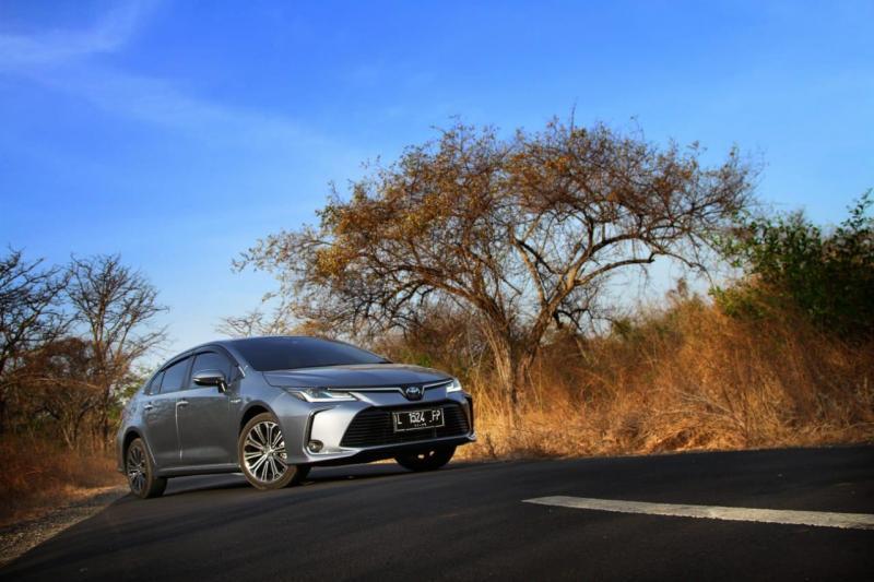 Toyota punya rencana strategis agar model-model hybrid bisa menjangkau konsumen menengah (Foto: Toyota)