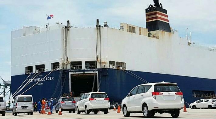 Kinerja ekspor TMMIN meningkat tipis dan membuka peluang ekspor baru ke negara lain
