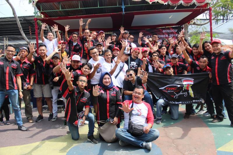 Toyota Agya Club (TAC) Chapter Pantura Peringati Aniversary ke-5, dihadiri Berbagai Chapter