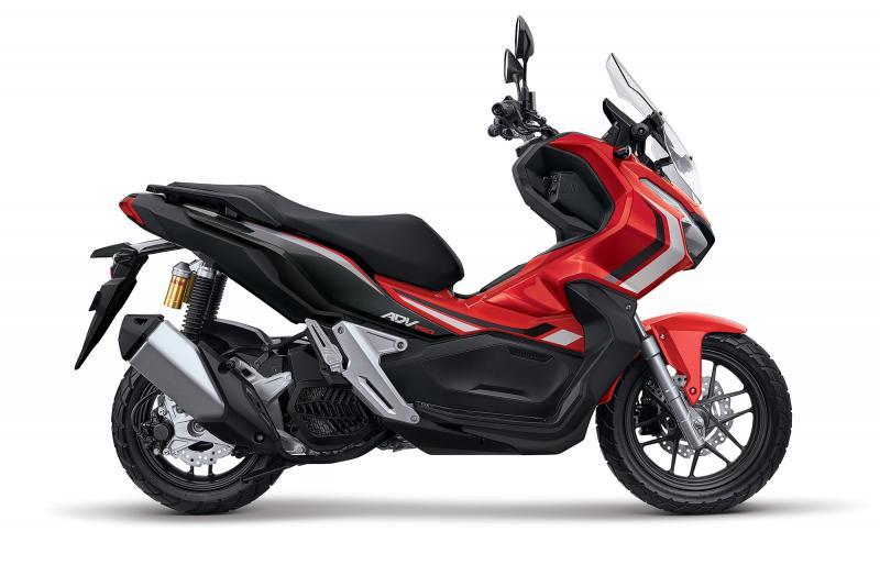 Honda ADV 150 raih predikat sepeda motor terbaik versi wartawan otomotif tahun 2019
