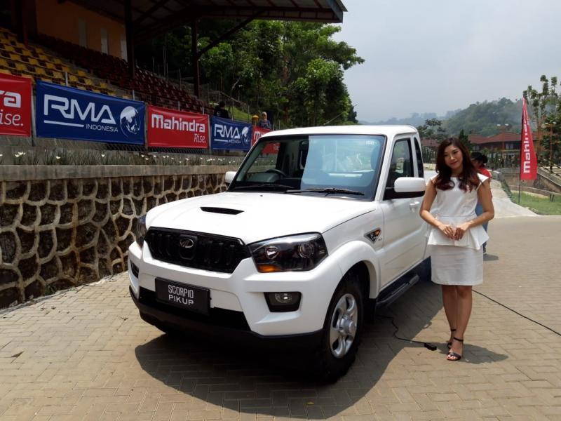 Mahindra Scorpio Pik Up jadi penantang di segmen kendaraan komersial
