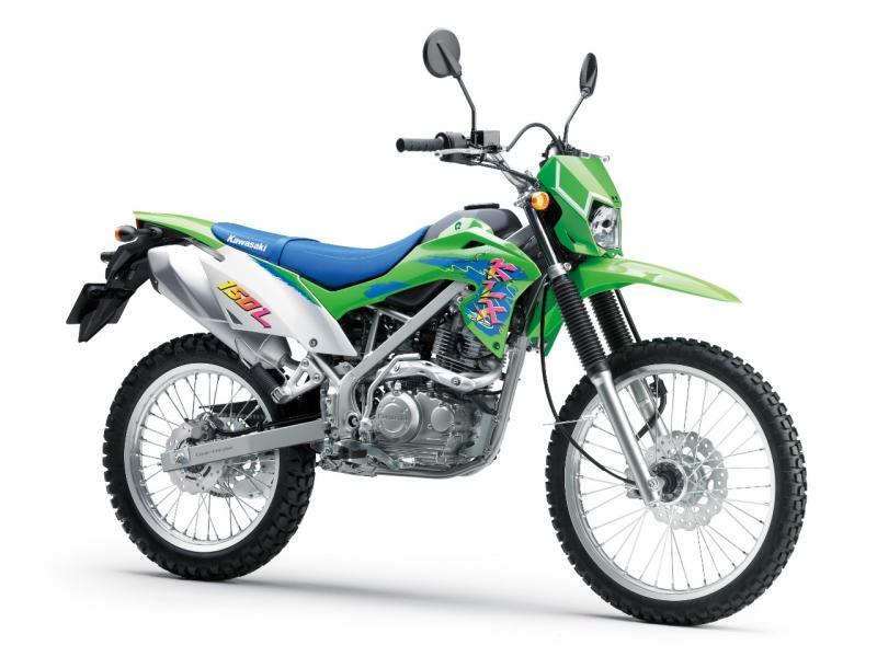 PT Kawasaki Motor Indonesia (KMI) resmi pasarkan KLX150L di Indonesia