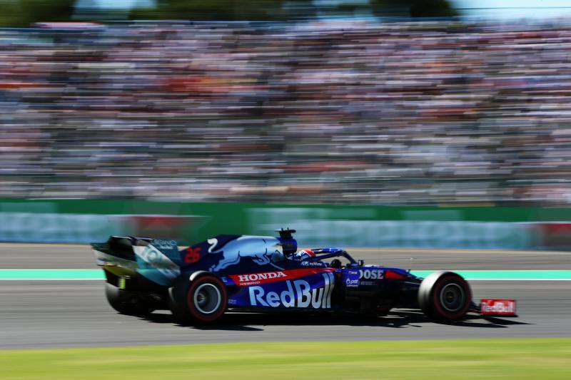 Toro Rosso merupakan tim satelit Red Bull di kancah Formula 1