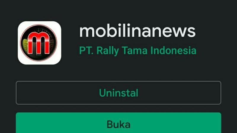 Mobilinanews kini lebih mudah diakses melalui aplikasi play store