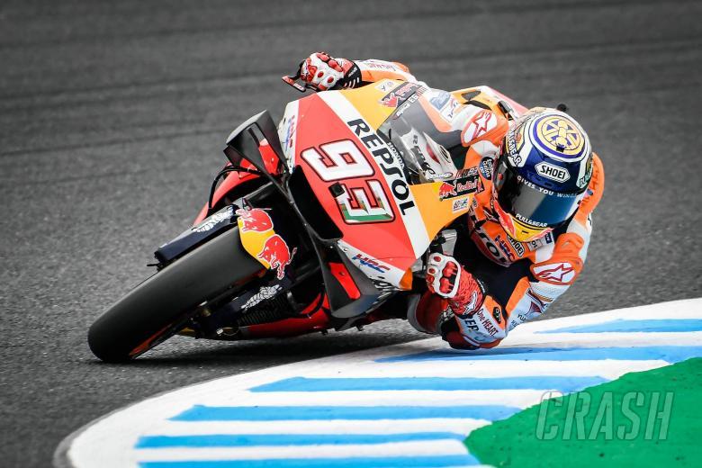 Marc Marquez (Repsol Honda) pastikan dua trofi penting di musim 2019. (Foto: crash)