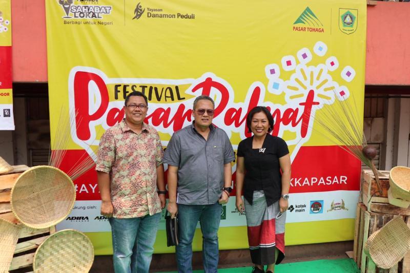 Kegiatan ini merupakan bagian dari rangkaian kegiatan Festival Pesona Lokal yang diadakan dalam rangka HUT Adira Finance ke-29. (dok. Adira)