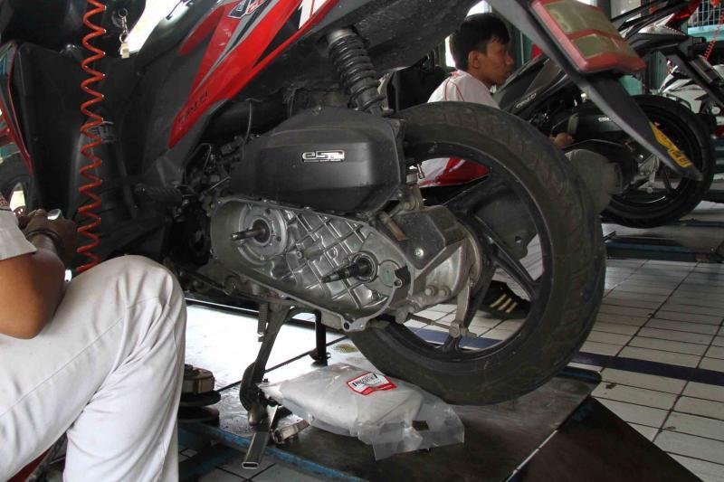 Takar Biaya Perawatan CVT Motor Matik Usia 3 Tahun